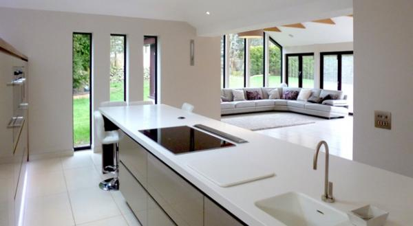 Kitchen And Bathroom Design Installation Aberdeenshire Monarch - Modern kitchen and bathroom designs